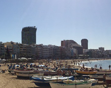 Palmas de Gran Canaria | Puerto accesible