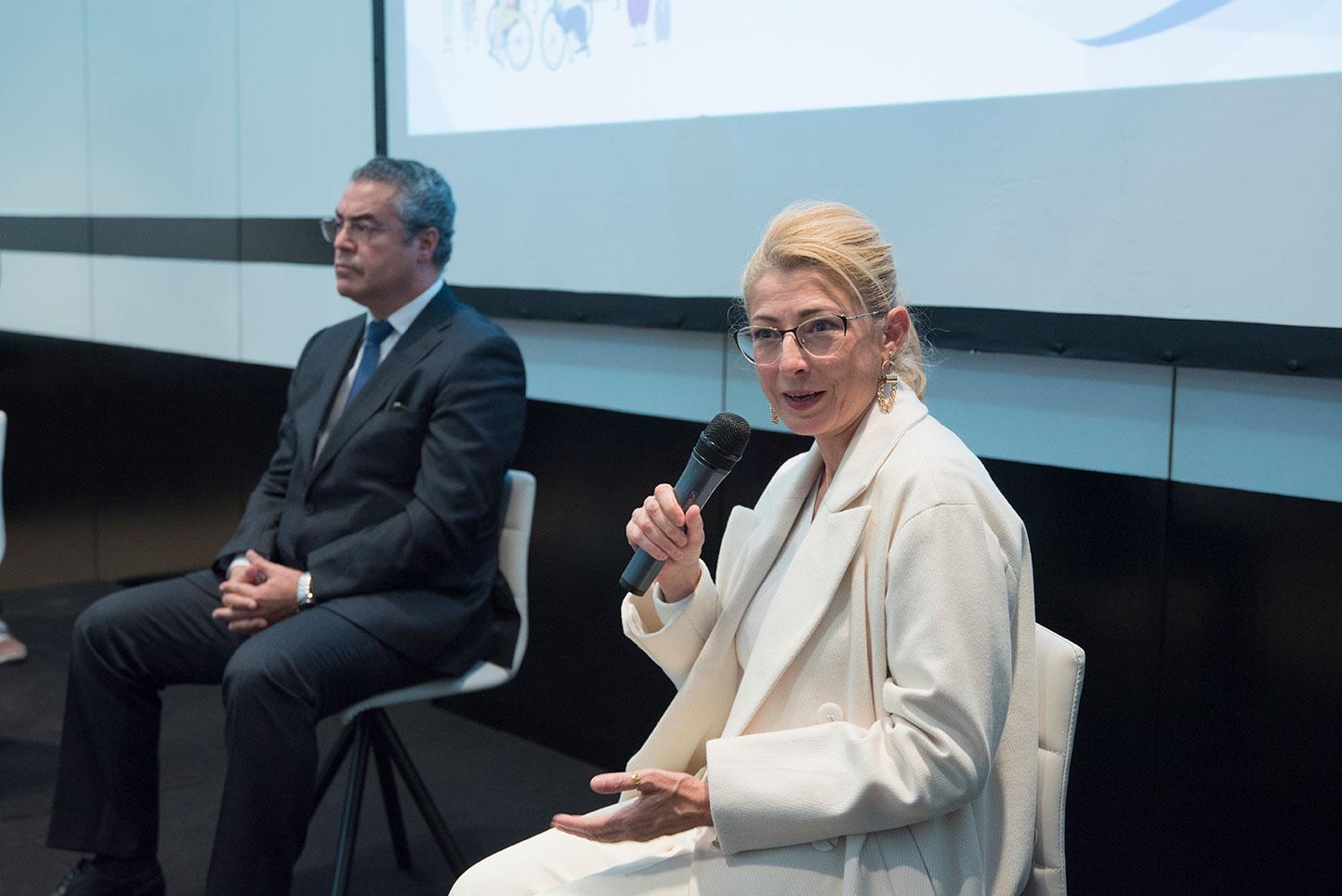Francesca Antonelli- Malik-Alkarea- Presentacion-Congreso-Madrid-en-Noviembre