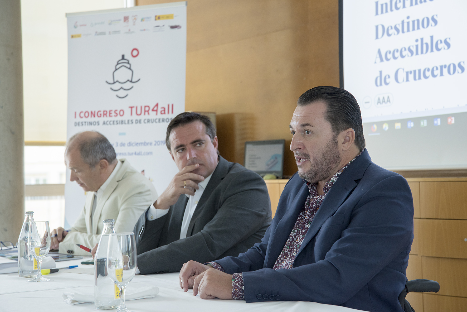Henrick Campos- Francisco-Sardon-Antonio Bernabé-Presentation-Congress-Valencia-in-October