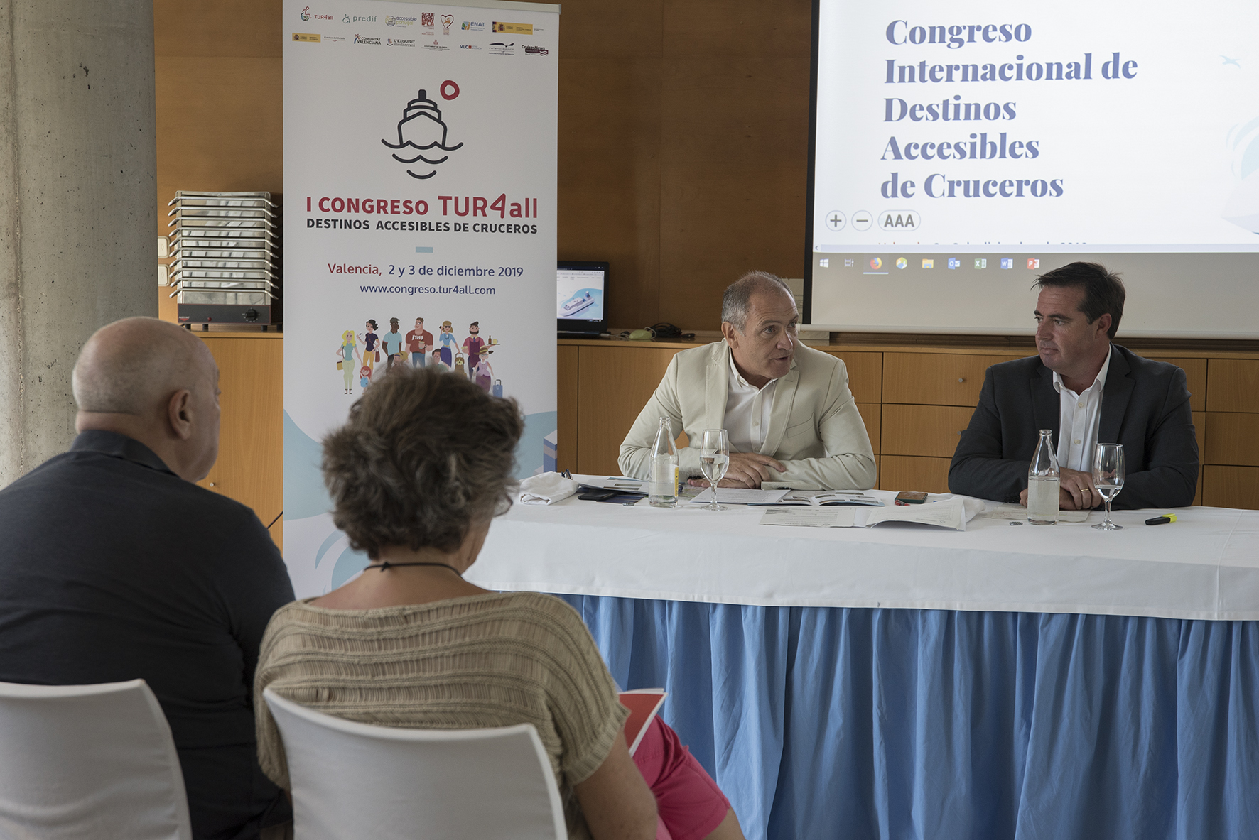 Henrick Campos- Antonio Bernabé-Presentation-Congress-Valencia-in-October