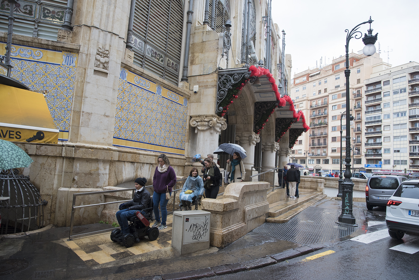 Visita guiada en la Ciudad de Valencia 013