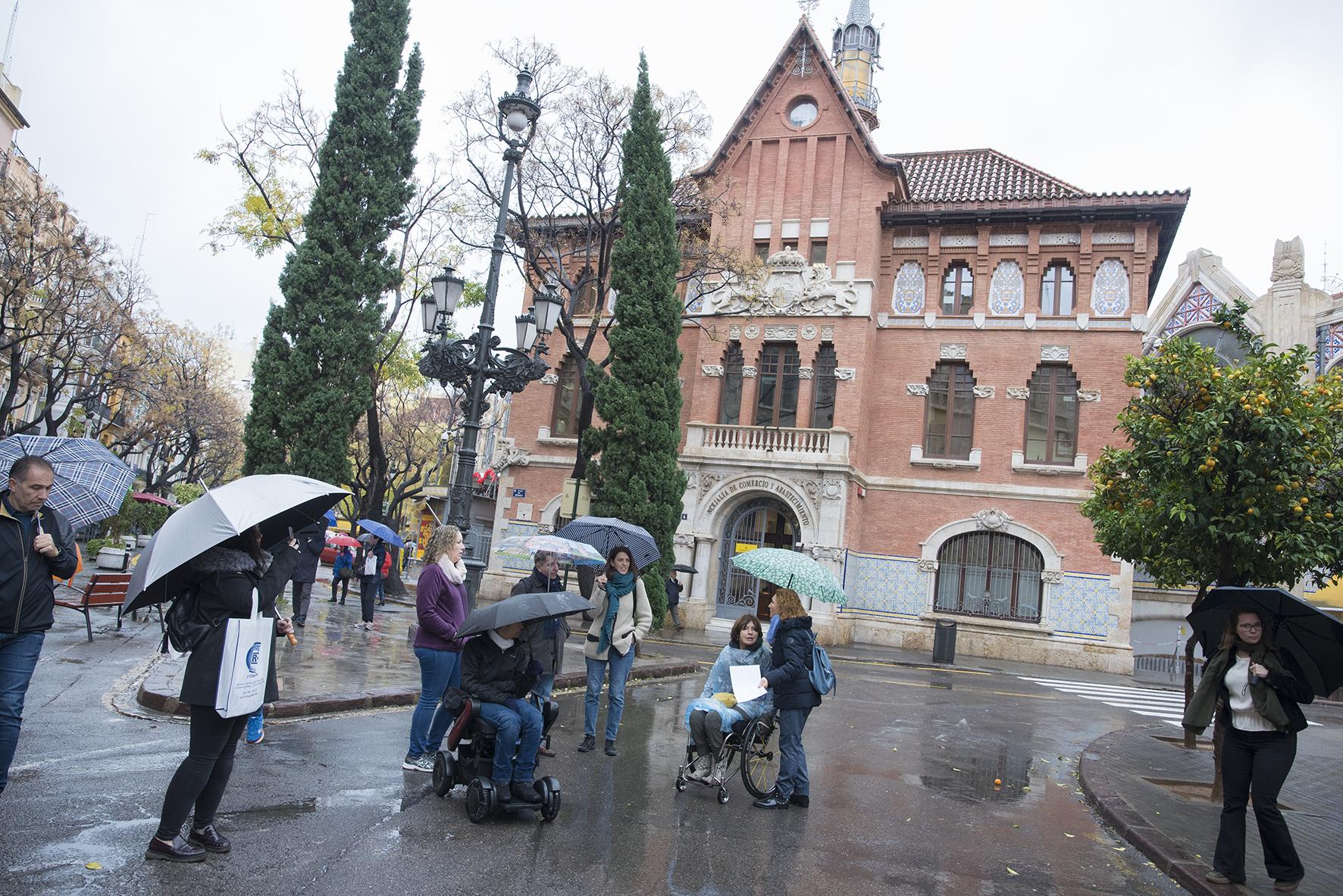 Visita guiada en la Ciudad de Valencia 015