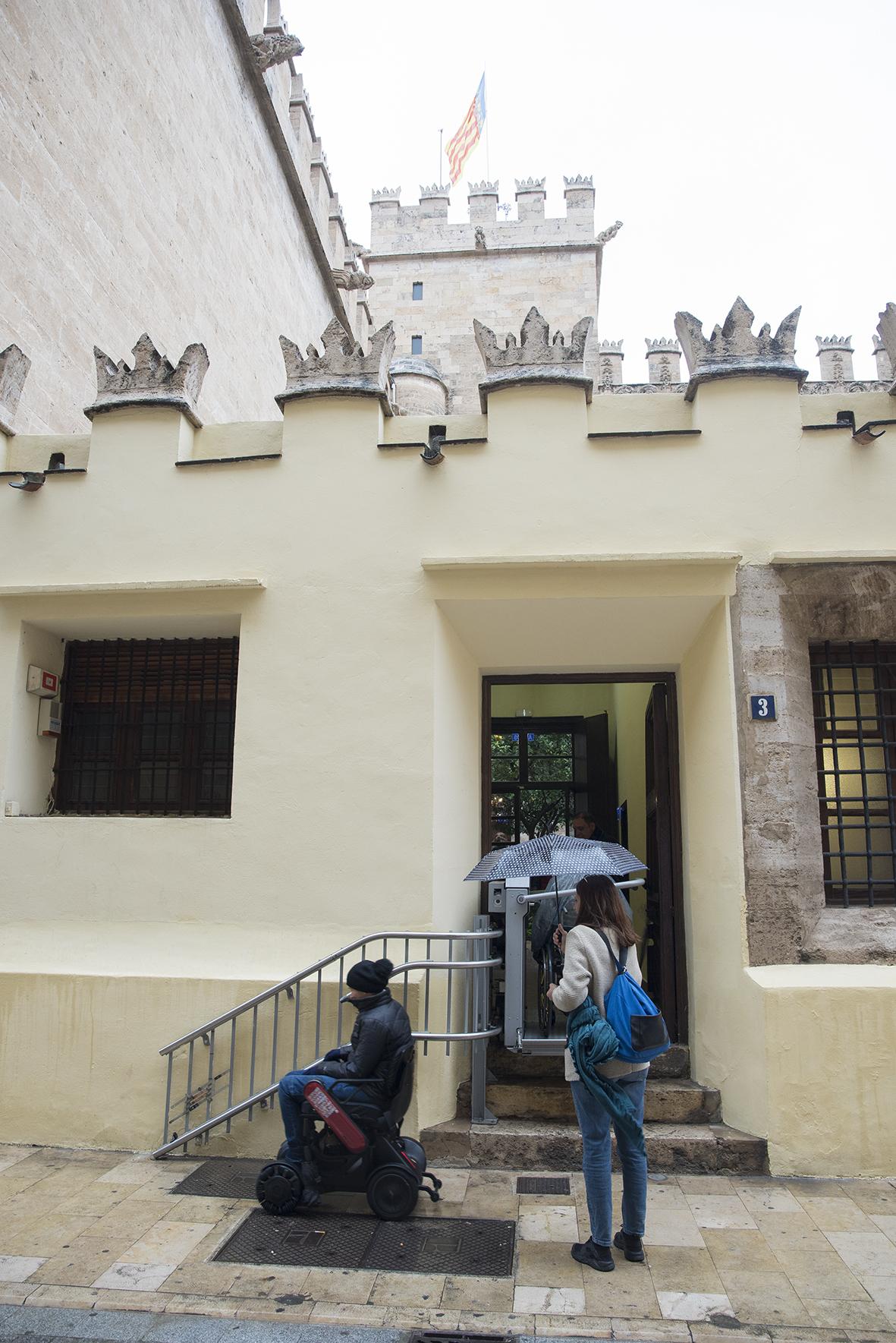 Visita guiada en la Ciudad de Valencia 020