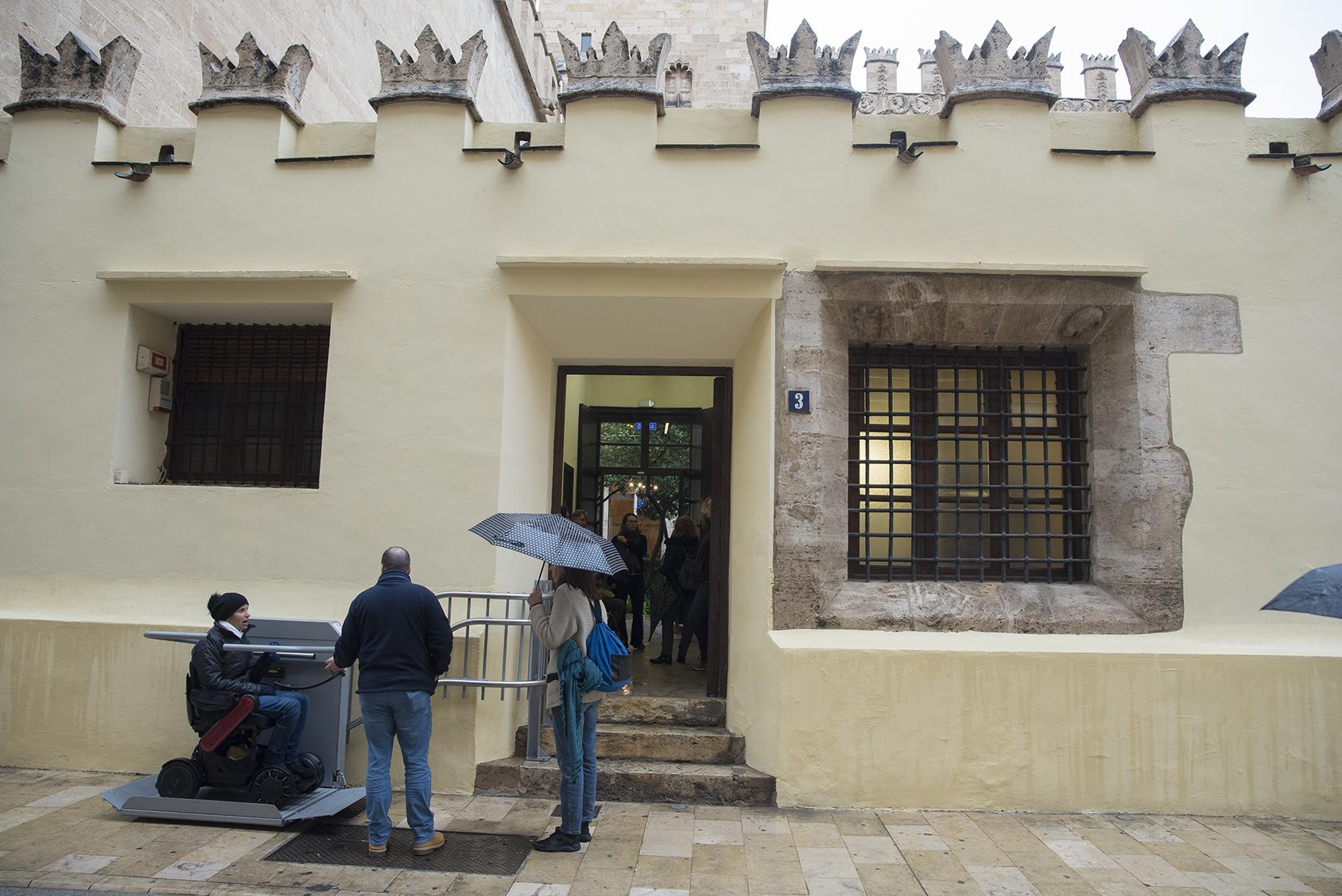 Visita guiada en la Ciudad de Valencia 021