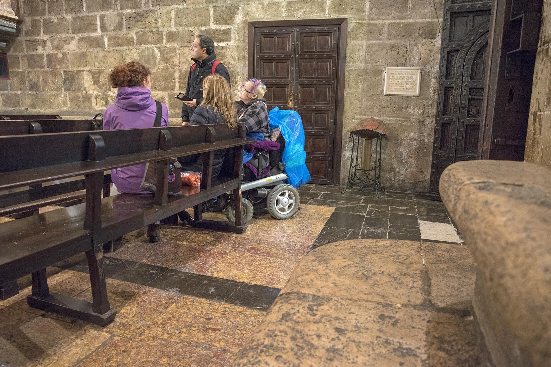 Visita guiada en la Ciudad de Valencia 035